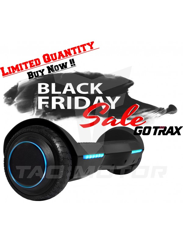GOTRAX SRX Bluetooth Hoverboard - UL2272 Self Balancing Hover Board w/Speakers-Black !!