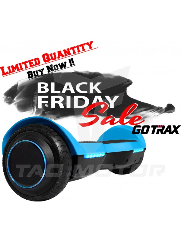 GOTRAX SRX Bluetooth Hoverboard - UL2272 Self Balancing Hover Board w/Speakers-Blue !!