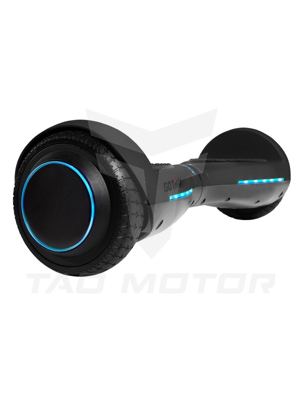 GOTRAX Hoverfly ION LED Hoverboard - UL Certified Hover Board w/Self Balancing Mode -Black