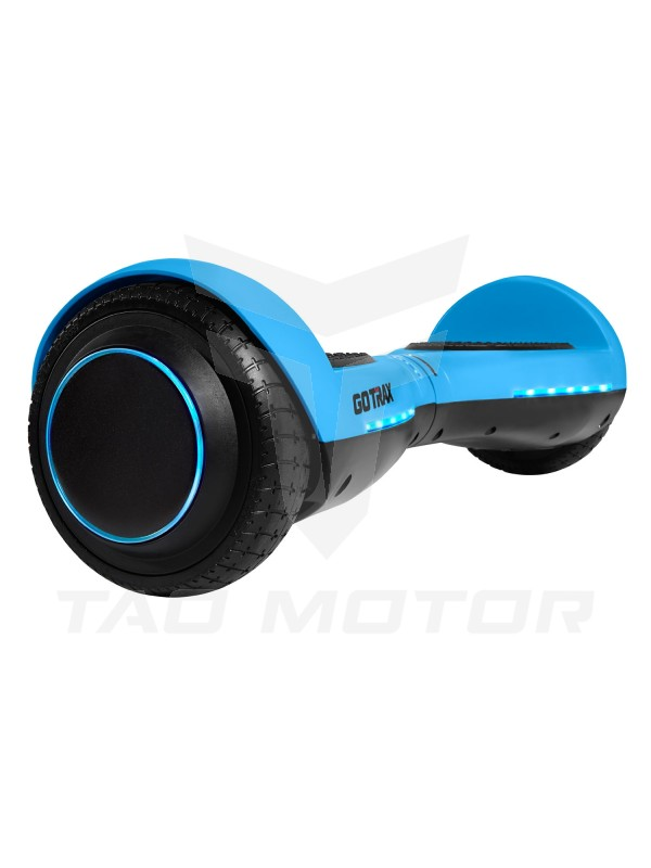 GOTRAX Hoverfly ION LED Hoverboard - UL Certified Hover Board w/Self Balancing Mode -Blue