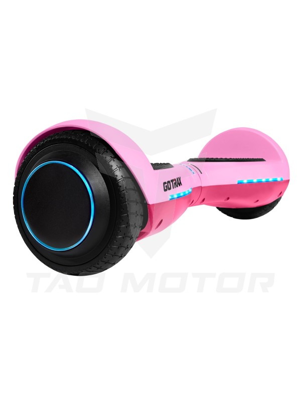 GOTRAX Hoverfly ION LED Hoverboard - UL Certified Hover Board w/Self Balancing Mode -Pink