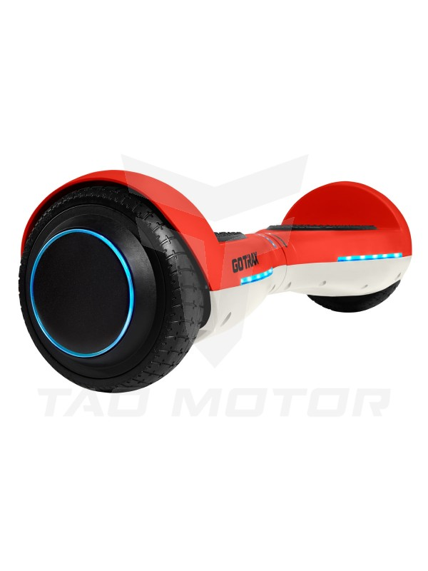 GOTRAX Hoverfly ION LED Hoverboard - UL Certified Hover Board w/Self Balancing Mode -Red