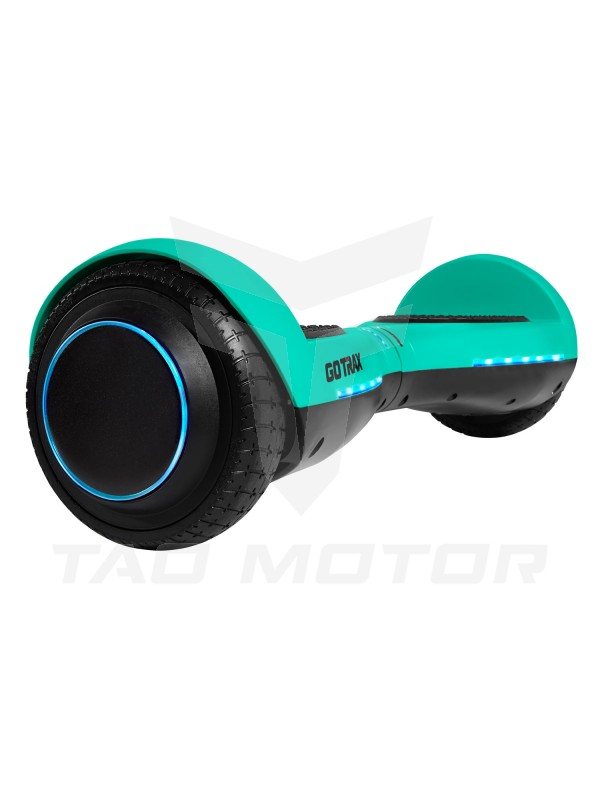 GOTRAX Hoverfly ION LED Hoverboard - UL Certified Hover Board w/Self Balancing Mode -Aqua